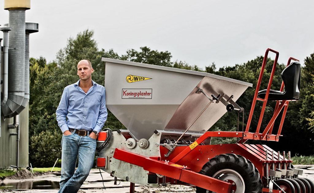 WIFO-Anema neemt deel Machinefabriek NP Koning over