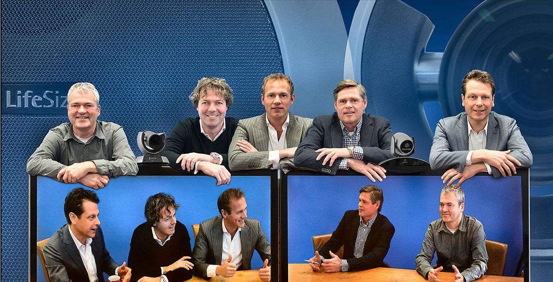 Videoconferencingspecialist Qconferencing verkocht