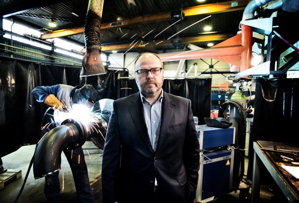 Wilco van Wijck vindt groeifinancier voor machinefabriek