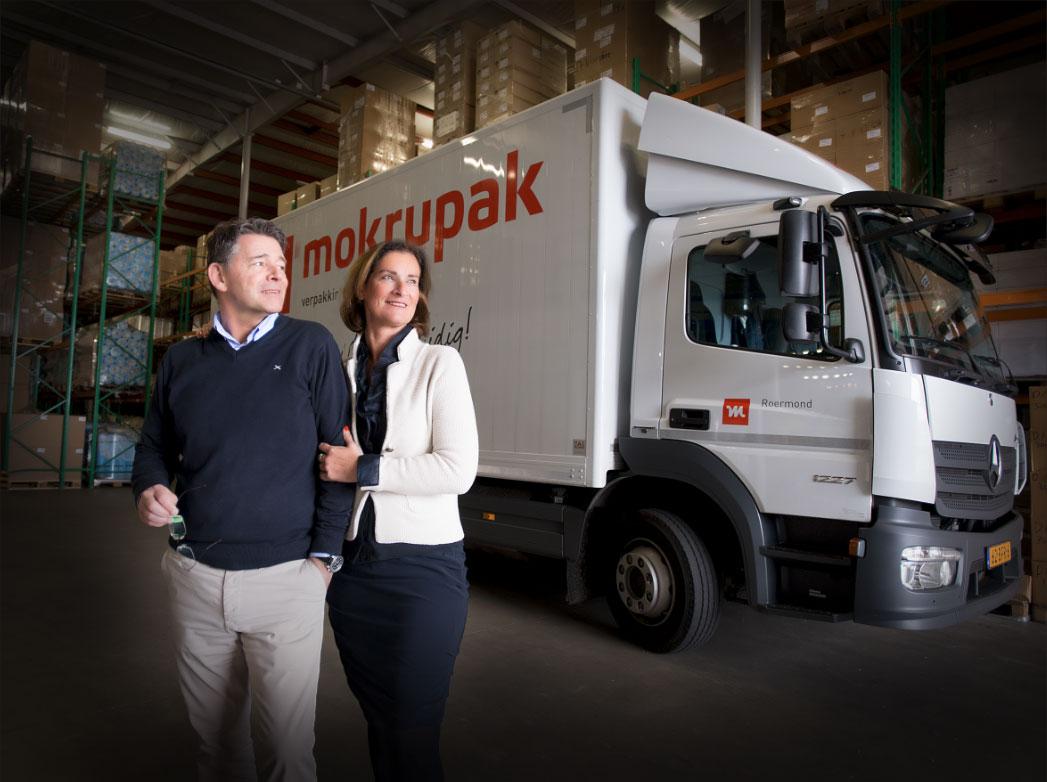 Verpakkingsgroothandel Mokrupak en Investeerder slaan handen ineen