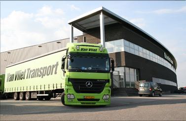 Remco Vos neemt Transportbedrijf Van Vliet uit IJsselstein over