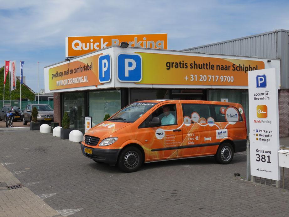 Marktlink begeleidt Quick Parking bij arrangeren groeifinanciering