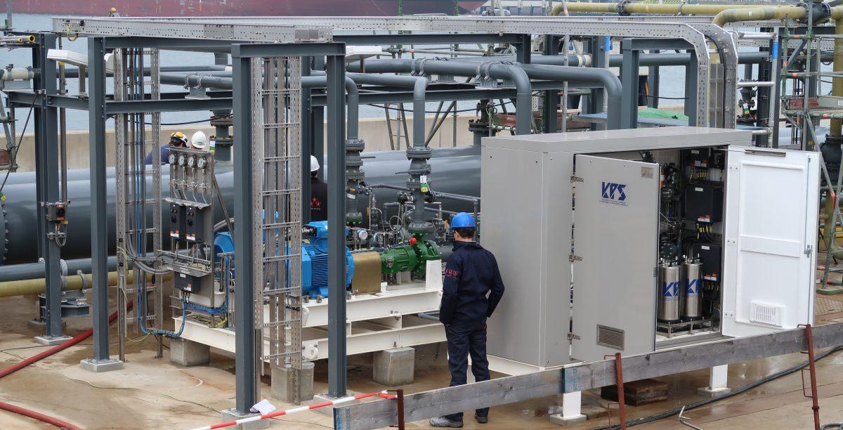 Investeringsmaatschappij Green Park Investment Partners maakt eerste Nederlandse investering in Kimman Process Solutions