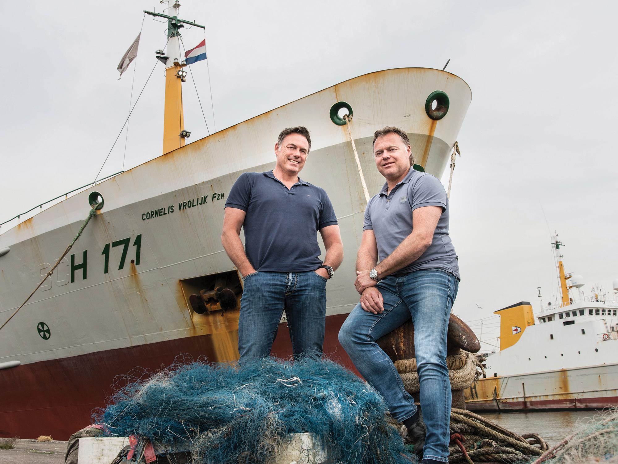 Bertus Dekker Seafood overgenomen door Cornelis Vrolijk