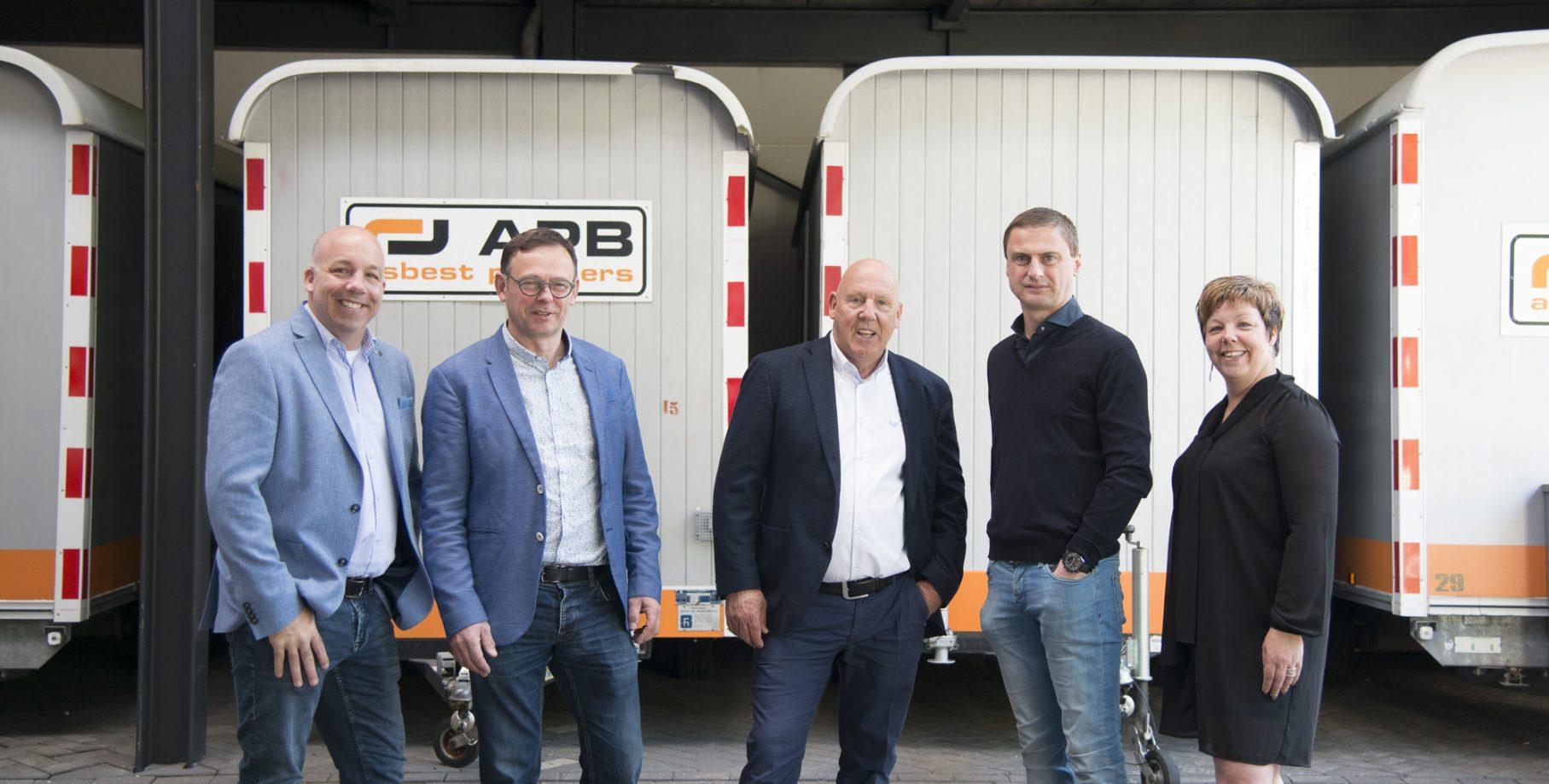 KeBeK Private Equity verwerft meerderheidsbelang in Asbest Partners Belgie bvba en Asbest Partners Brabant B.V.