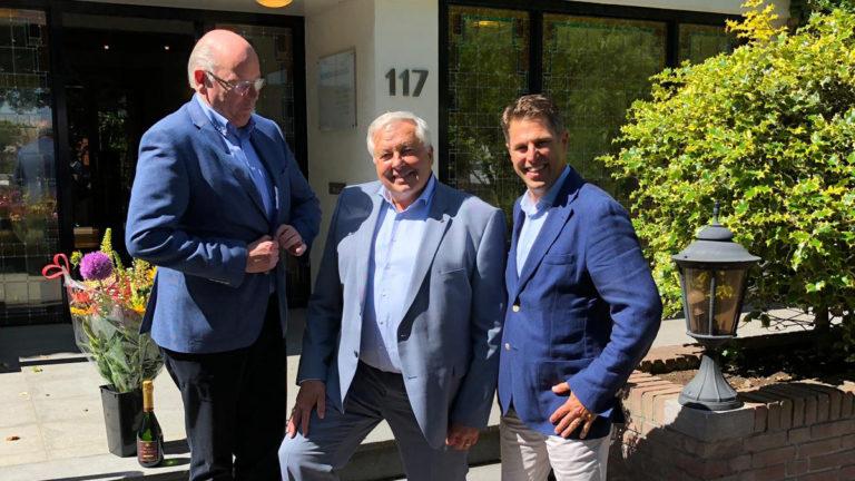 VisSpecialist Almelo B.V. te Katwijk en Van Meines Vis B.V. fuseren tot AMfish B.V.