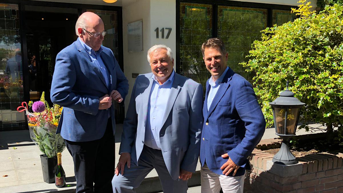 VisSpecialist Almelo en Van Meines Vis gaan fusie aan