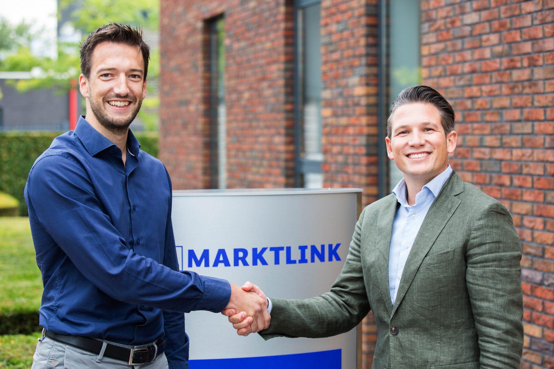 Jan Dijkmans en Remon Lustenhouwer nieuwe partners Marktlink