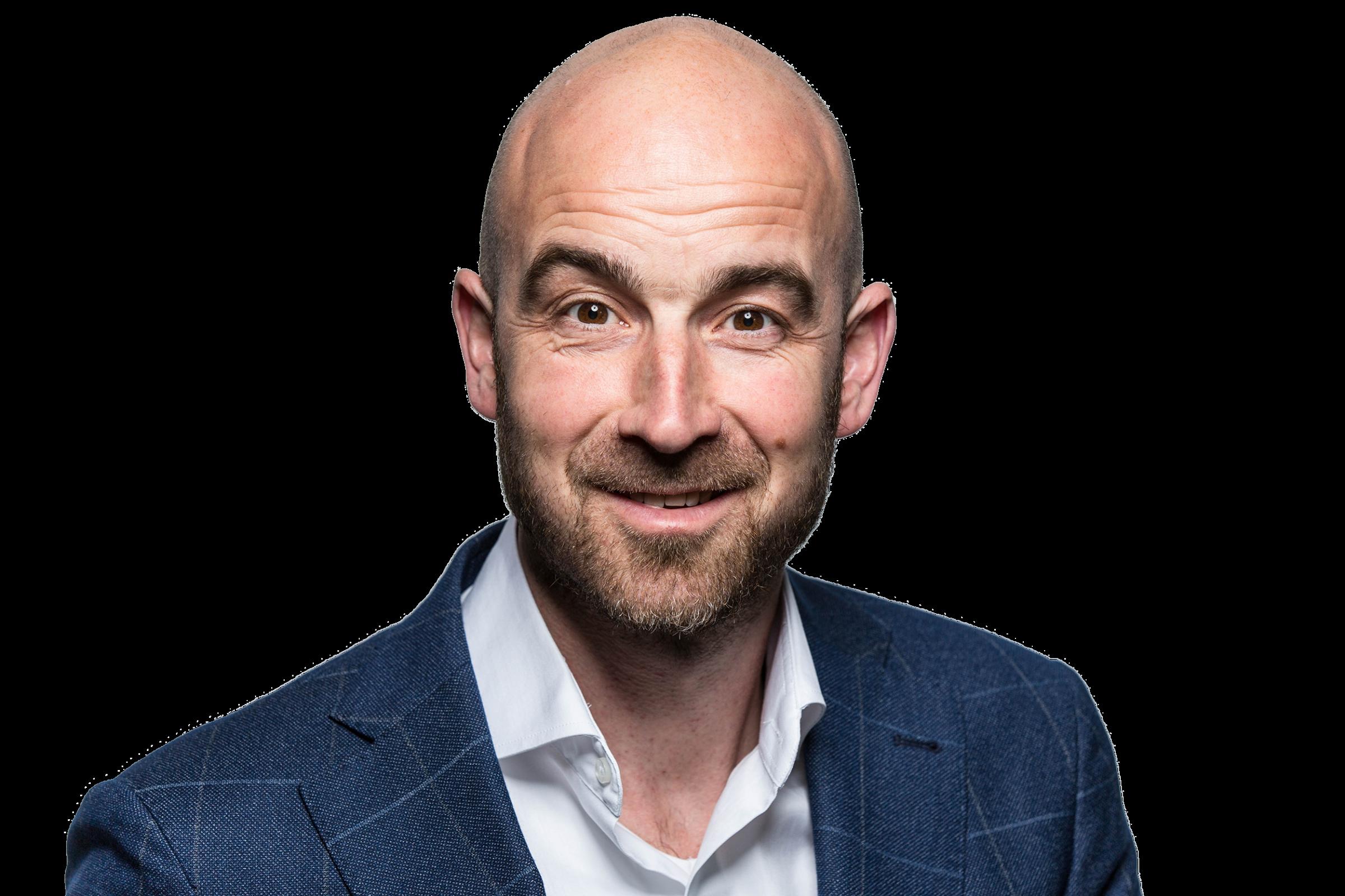 Michiel Knubben - Marktlink Fusies & Overnames