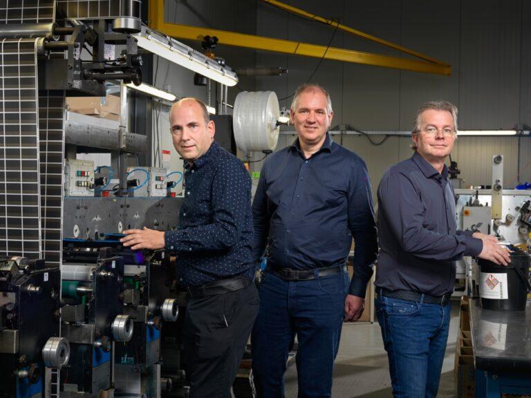 Verpakkingsconcern Contimeta neemt een belang in LabelSolutions en LabelFlex