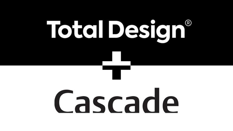 Cascade voegt zich bij Total Design