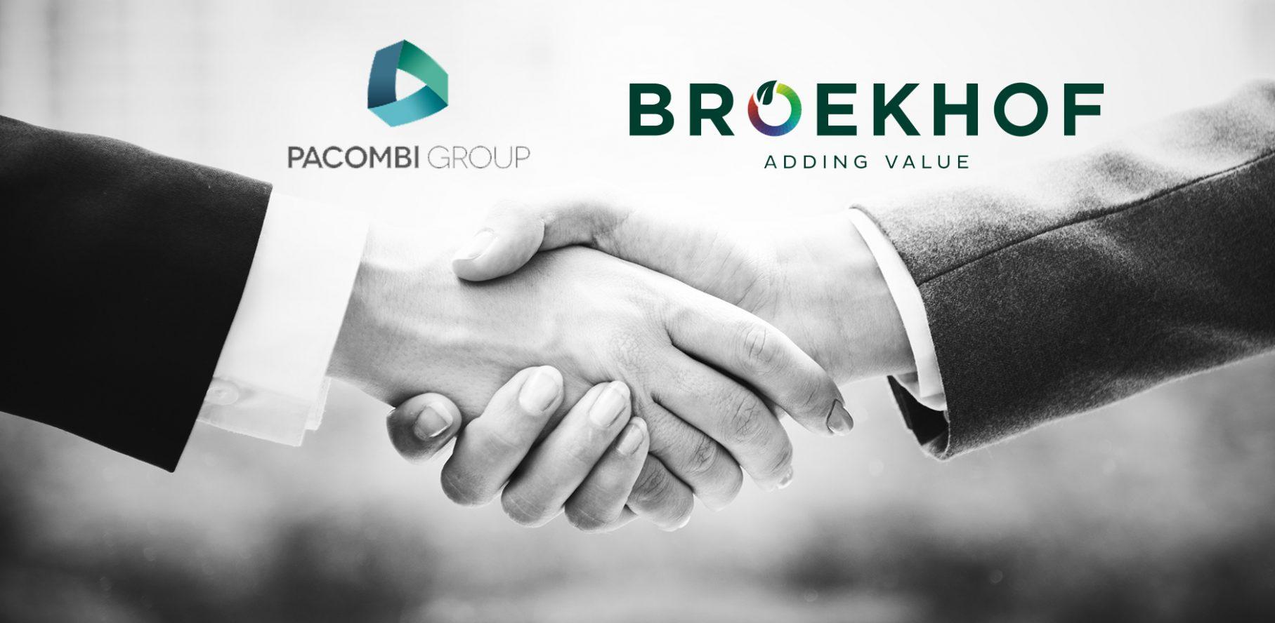 Broekhof Verpakkingen overgenomen door Pacombi Group