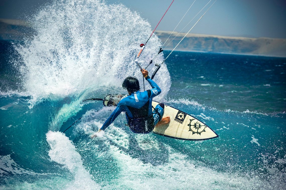 North Kiteboarding joins forces with Mystic