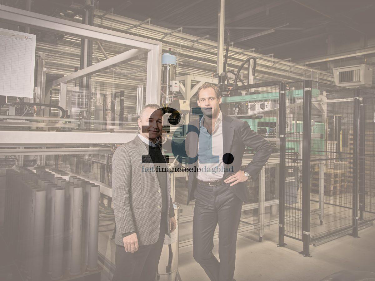 Bart Gravendeel en Paul Harkema - Marktlink Mergers & Acquisitions